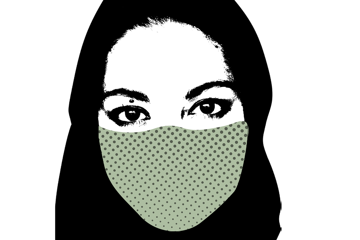 Will face-mask modify the veil debate in Europe? (Zal gezichtsmasker het sluierdebat in Europa veranderen?)
