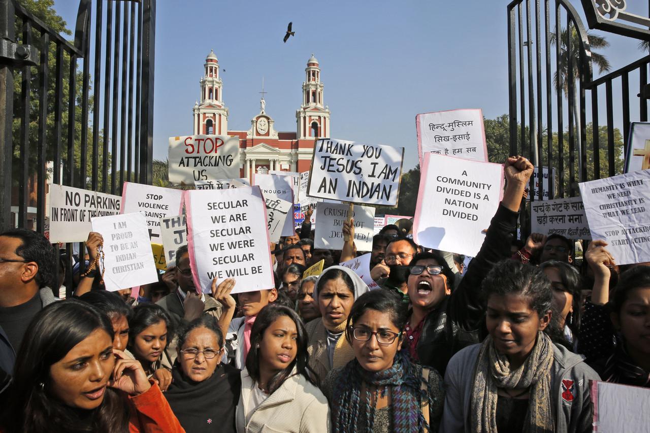US religious commission takes note of attacks on churches in India by Hindutva mob – De Amerikaanse religieuze commissie neemt nota van aanvallen op kerken in India door Hindutva-bendes