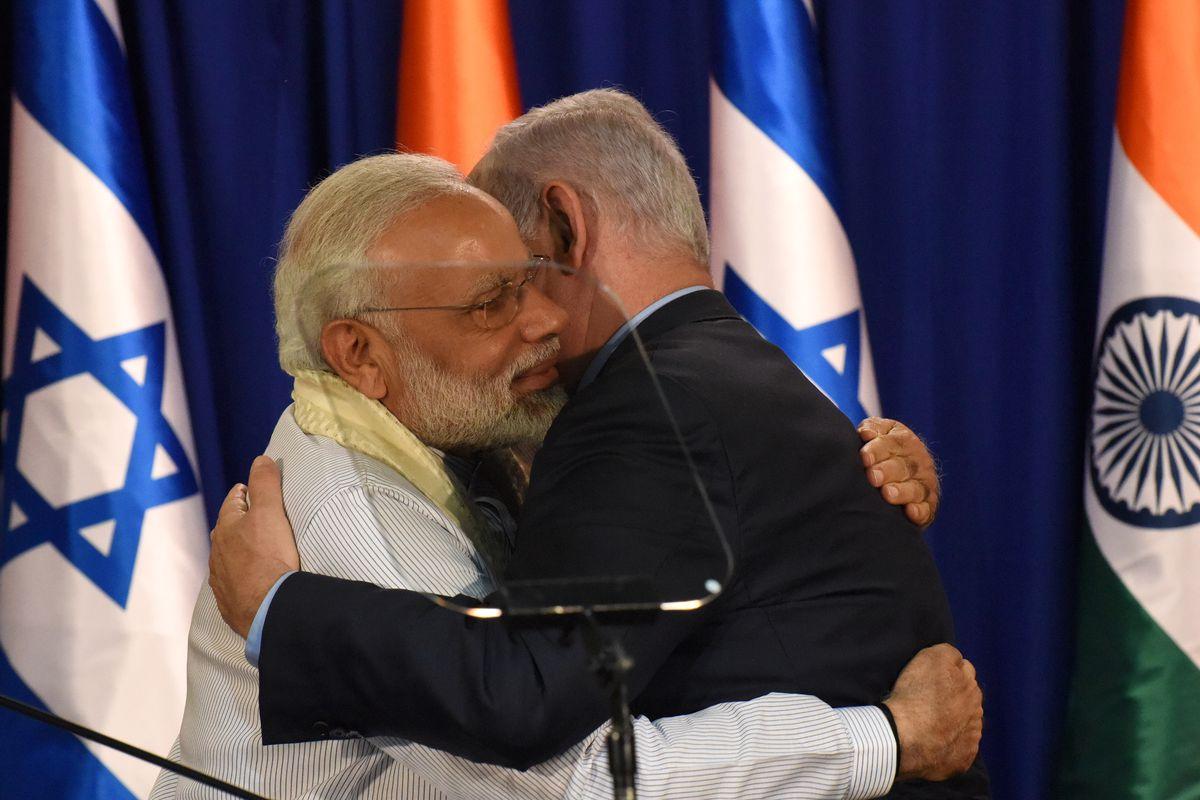 Why the followers of Hindutva support Zionist Israel (Waarom de volgelingen van Hindutva Zionistisch Israël steunen)
